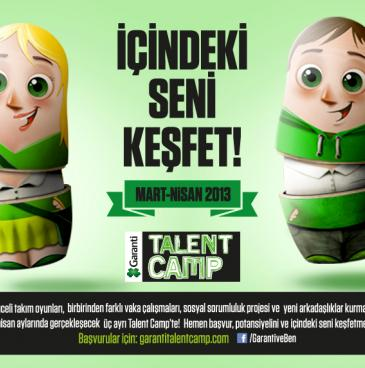 Garanti Bankası Talent Camp